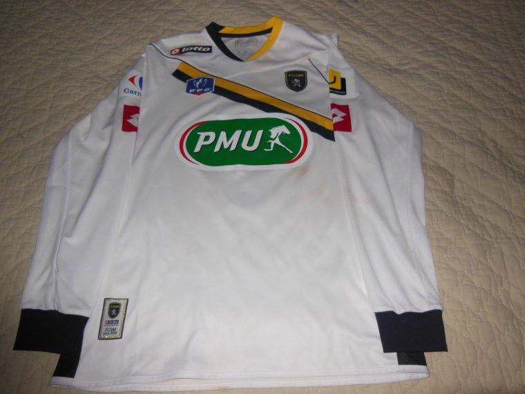 07/01/2012  COUPE DE FRANCE BASTIA-FCSM N°7 MAIGA
