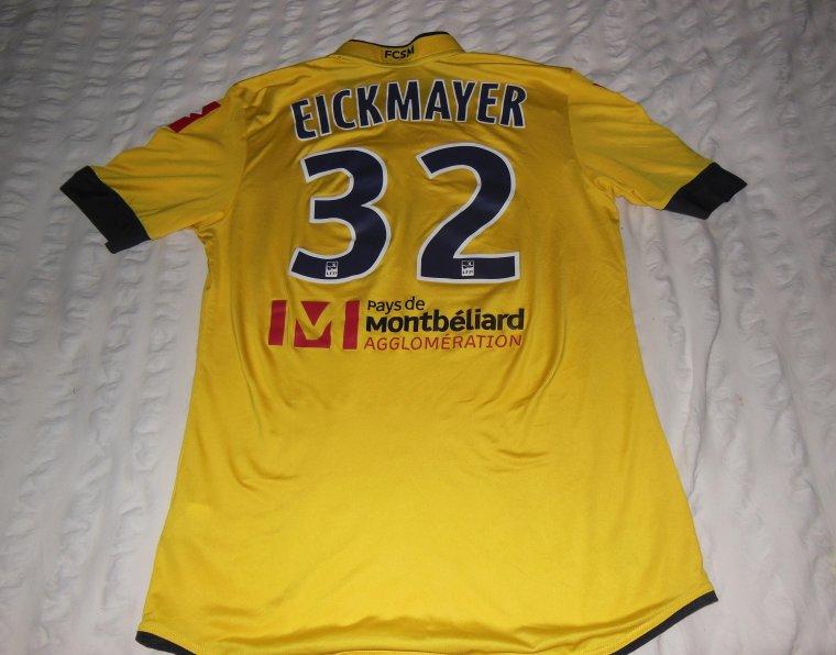 18/01/2014 FCSM-MONTPELLIER N°32 J.EICKMAYER