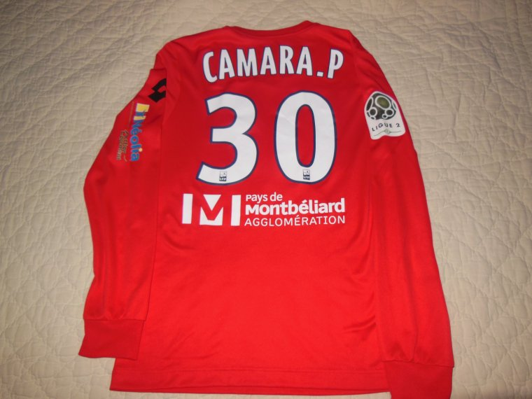11/05/2015 ANGERS-FCSM N°30 PAPA DEMBA CAMARA