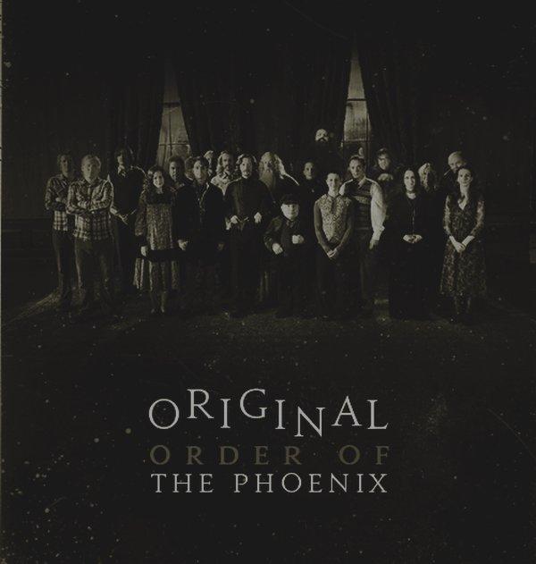 L'Ordre du Phoenix.
