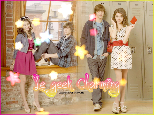 le geek charming