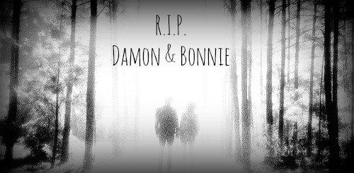 GoodBye Damon & Bonnie