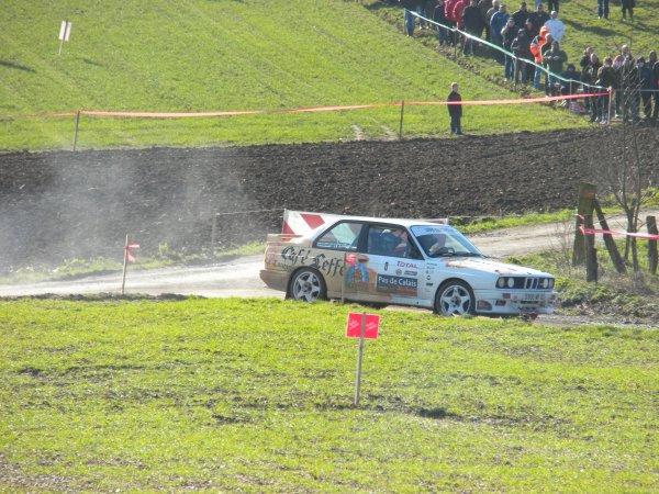 Voiture d'ouverture BMW M3