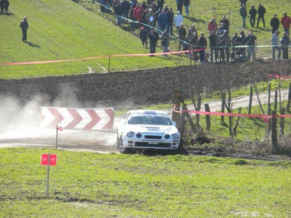 DIDIME Thomas & MACQUENHEM Guillaume et CHRISTIANN Vincent & CALONNE Aurore Toyota Célica A8