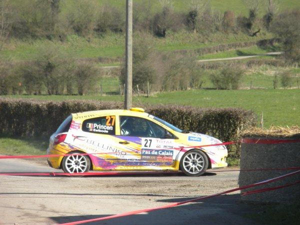PRINCEN Kris & EELBODE Bram Renault Clio R3 R R3
