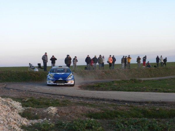 ROCHE Pierre & ROCHE Martine Peugeot 307 WRC A 8W