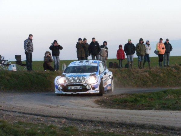 MAURIN Julien & URAL Olivier Ford Fiesta S2000 A 7S
