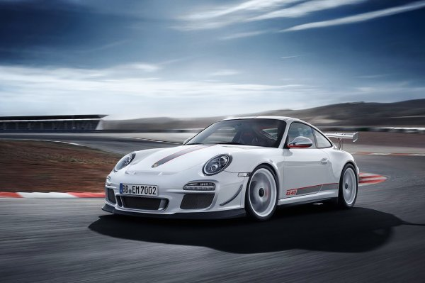 PORSCHE 911 GT3 RS 4.0       DE LA BOMBE !!!