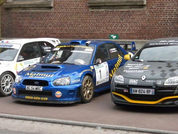BARBARA José & BARBARA Chantal    IMPREZA WRC FA 8W