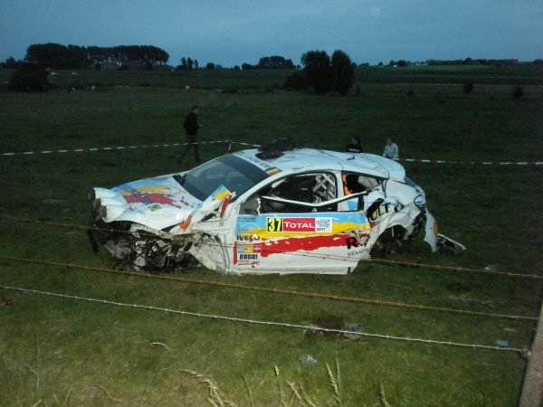 YPRES ACCIDENT 2011
