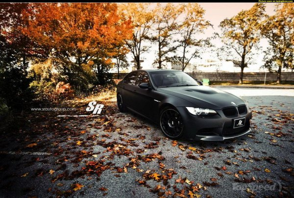 BMW M3 SR Auto Group
