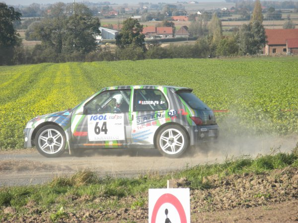 RALLYE DES FLANDRES OPALES 2011 Phase 1