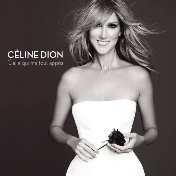 """Celine Dion """"Celle Qui M'a Tout Appris"""" 2012"""