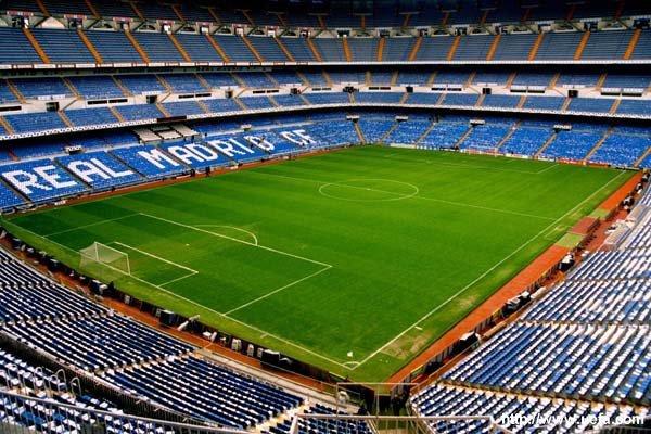 4. Stade Santiago Bernabeu