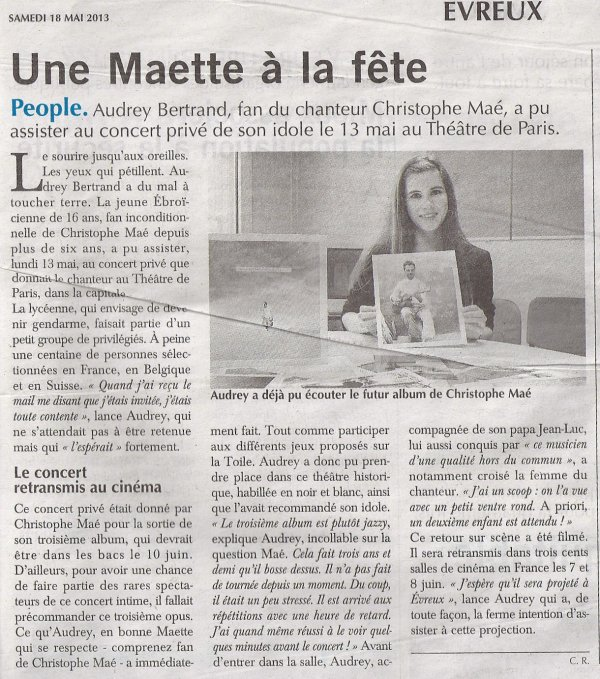 News de Mai (3)