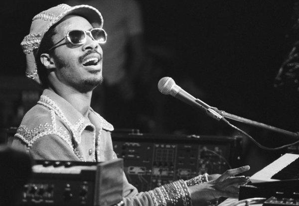 Stevie Wonder - Master blaster ( jammin )