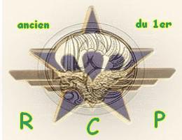 Anciens parachutistes du 1er RCP