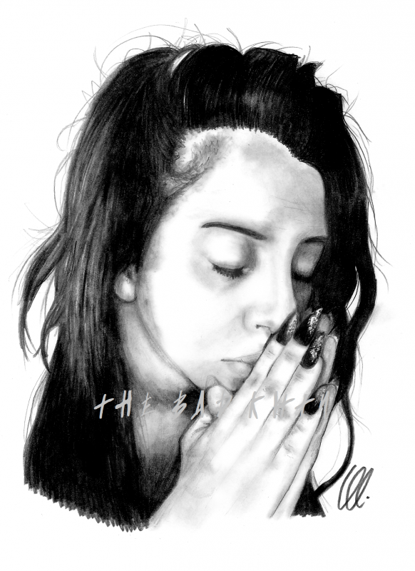 n°56 Lady Gaga (pray for santa maria)