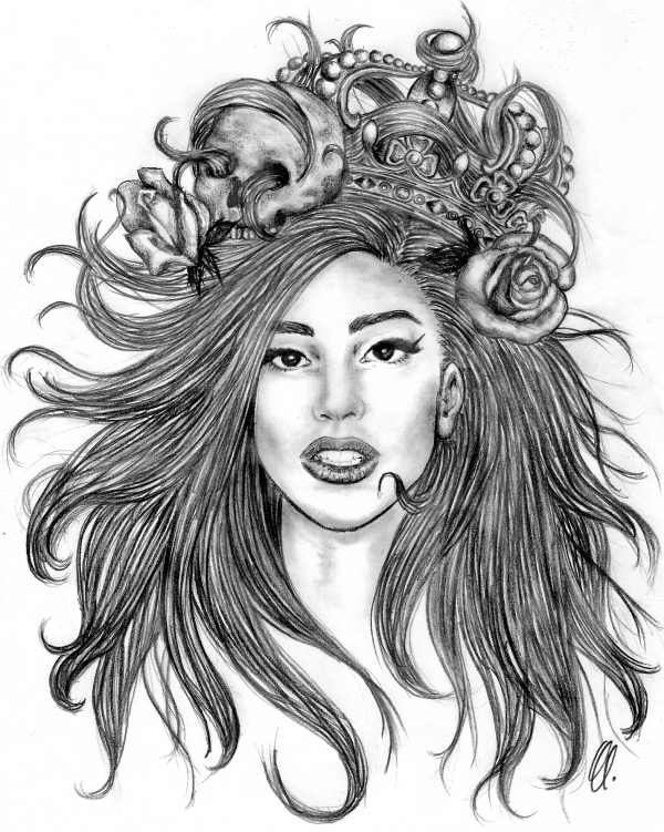 n°61 Lady Gaga - Killer Queen