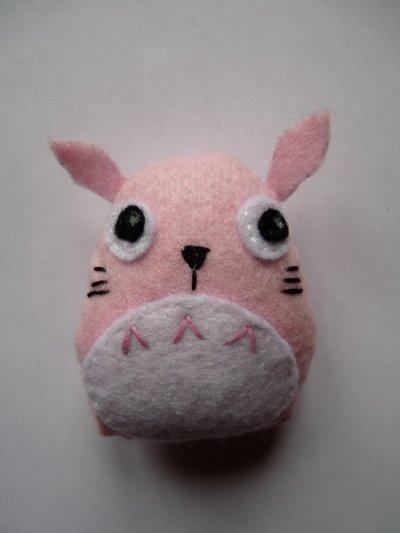 Totoro Pin'ku