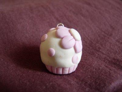 Cupcake Rond Rosé