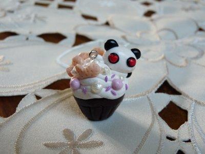 Porte-Clefs Cupcake