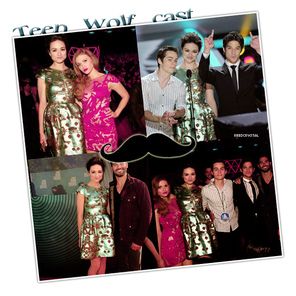 03.06.2012 - Your one and only source about Crystal Reed.