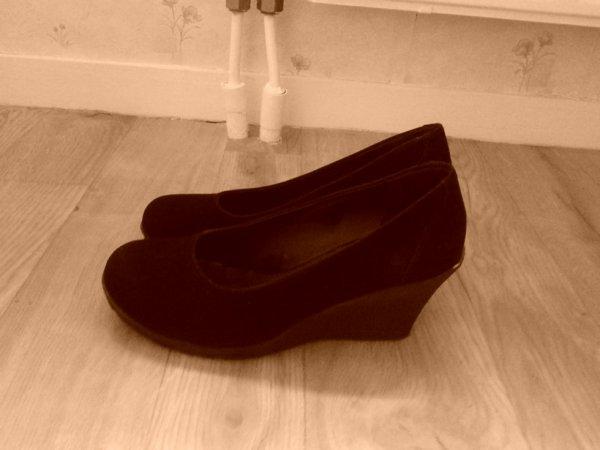 les shoes que je vais mette ce soir pour aller en boite :)