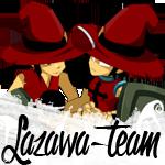 Bienvenue sur le Blog de Lazawa-team !