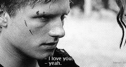 """""""On oublie pas le visage de la personne qui a représenté notre dernier espoir"""" Katniss ."""