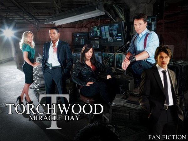 Torchwood Saison 4 : Miracle Day.