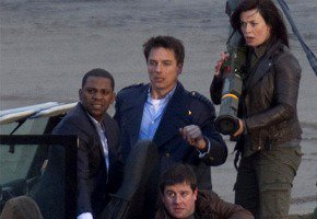 Torchwood : Saison 4 épisode 01 ; Chapter one : Un nouveau monde.