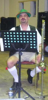 Hommage à notre ami Philippe le tromboniste et Renaud qui nous ont quittés pour aller vers un monde meilleur...