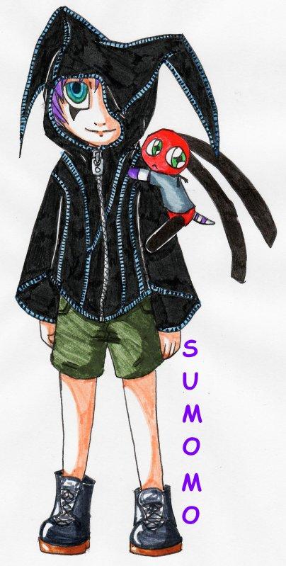 Nonosan Sumomo