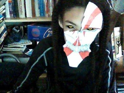 Mon premier masque