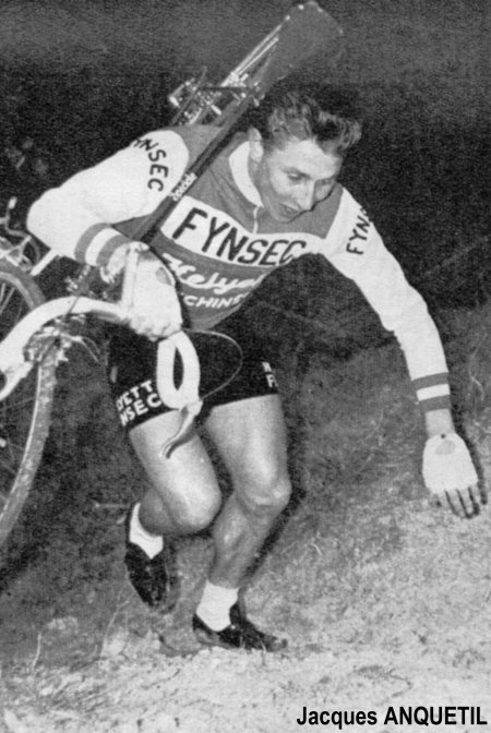 JACQUES ANQUETIL (1961)