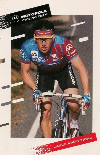 LANCE ARMSTRONG (1992)