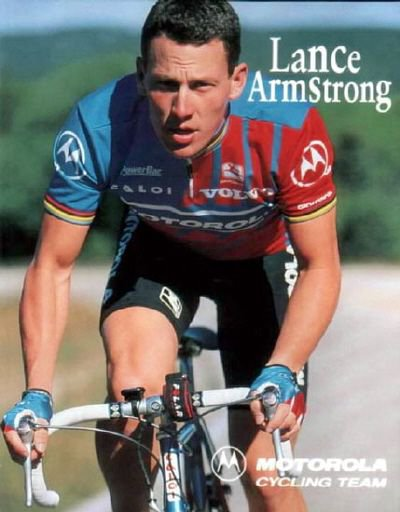 LANCE ARMSTRONG (1995)