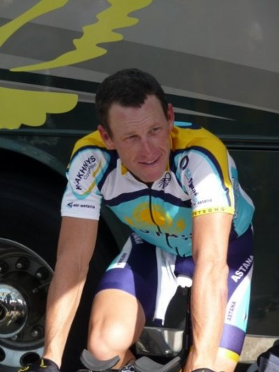 LANCE ARMSTRONG (2009)