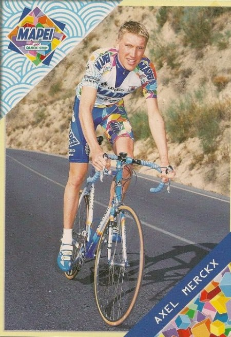 AXEL MERCKX (1999)