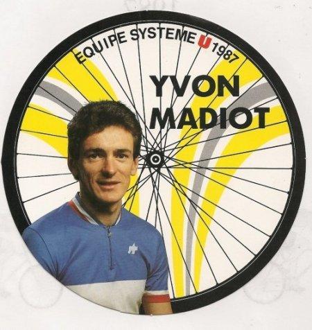 YVON MADIOT (1987)