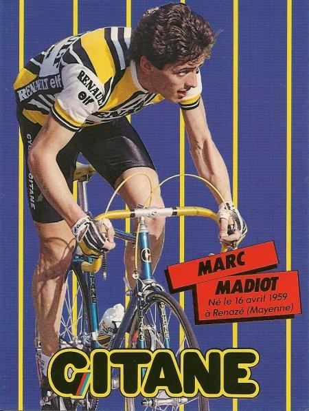 MARC MADIOT (1984)