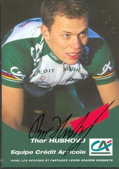 THOR HUSHOVD (2000)