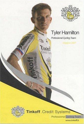 TYLER HAMILTON (2007)
