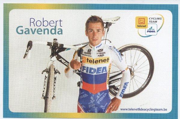 ROBERT GAVENDA (2009)
