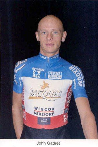 JOHN GADRET (2004)