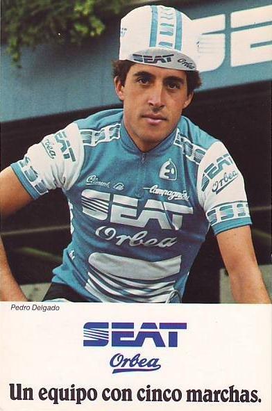 PEDRO DELGADO (1985)