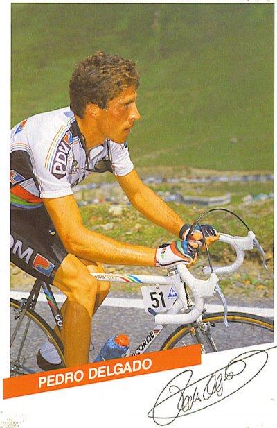 PEDRO DELGADO (1987)