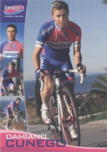 DAMIANO CUNEGO (2008)