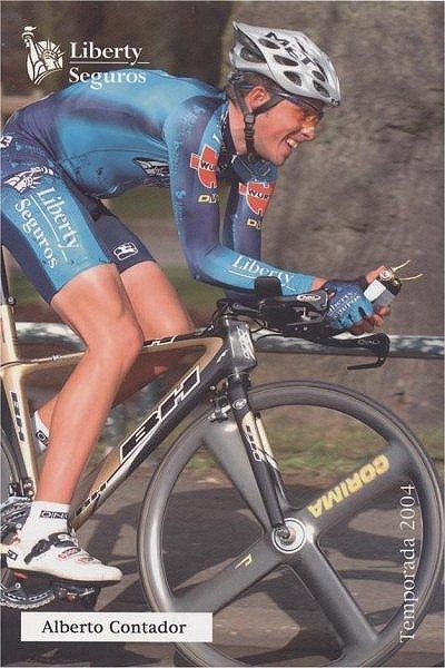 ALBERTO CONTADOR (2004)